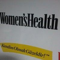 Photo taken at Women's Health Dergisi by Aslıhan Ö. on 11/14/2013