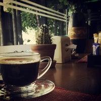 Photo taken at Coffee Holic by Thit B. on 10/13/2013