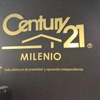 Photo taken at Century 21 Milenio by Claudia M. on 7/30/2013