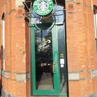 Photo taken at Starbucks by Sunghwan K. on 1/6/2013