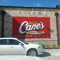 Photo taken at Raising Cane's Chicken Fingers by Hale M. on 10/31/2013