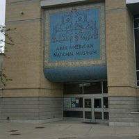 Photo taken at Arab American National Museum by Feyza D. on 4/29/2017