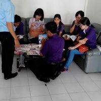 Photo taken at Erlangga jember by Serafina D. on 6/2/2014