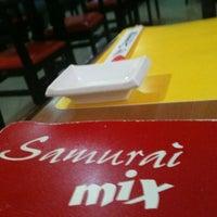 Foto tirada no(a) Samurai Mix por Otávio T. em 11/9/2012