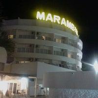 Foto tirada no(a) Hotel Marambaia por Giss M. em 3/7/2013