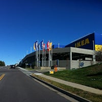 Photo taken at IKEA by Tanner S. on 10/27/2012