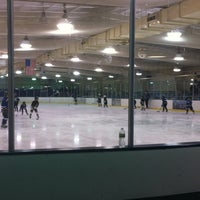 Photo taken at Gold Ice Arena #udel by Richard S. on 11/17/2012