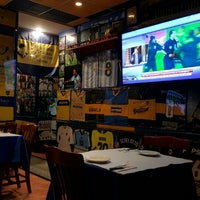 Photo taken at Boca Juniors Argentine Steakhouse by Ariel Hernan S. on 6/20/2015