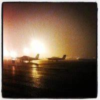 Photo taken at Republic Airport (FRG) by Zachary S. on 1/13/2013