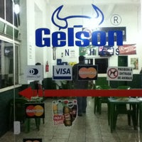Photo taken at Gelson Lanches by Odair José C. on 1/24/2013