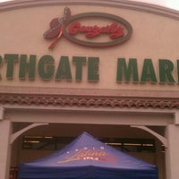 Photo taken at Northgate Gonzalez Markets by Chikilin &. on 4/24/2013