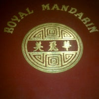 Photo taken at Royal Mandarin by Chikilin &. on 2/22/2013