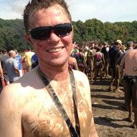 Photo taken at Warrior dash by Dana B. on 9/7/2013