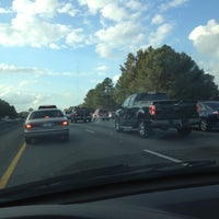 Photo taken at Malfunction Junction (I-20 & I-26) by Toni A. on 10/25/2012