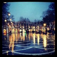 Снимок сделан в Площадь Фонтанов пользователем Habibe H. 2/1/2013