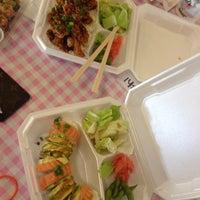 Photo taken at Makoto Sushi by Lena S. on 10/29/2012