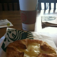 Photo taken at Starbucks by Aaron O. on 9/19/2013