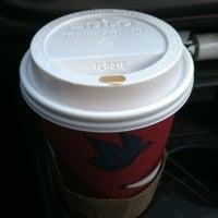 Photo taken at Starbucks by Aaron O. on 1/2/2013