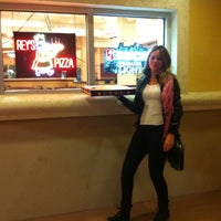 Photo taken at Rey's Pizza by Leticia P. on 5/3/2013