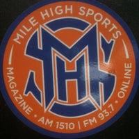 Photo prise au Mile High Sports par Nick L. le11/14/2012