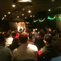Photo taken at Comedy Works Downtown in Larimer Square by Nick L. on 12/13/2012