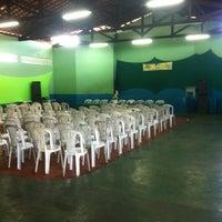 Photo taken at Clube Social de Feira Grande by Lennon M. on 5/20/2013