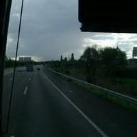 Photo taken at Barcelona Bus by Nastia S. on 10/22/2012