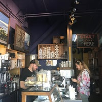 Photo taken at Uptown Espresso & Bakery by Samantha D. on 8/25/2017