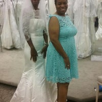 Photo taken at David's Bridal by Deonne c. on 8/22/2016