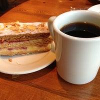 Photo taken at la Madeleine French Bakery & Café Collin Creek by Chris W. on 4/6/2013