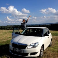 Photo taken at Rent A Car-Budget by Ekaterina B. on 9/6/2013
