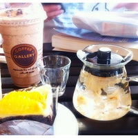 Photo taken at Coffee Gallery by Kingkong12 on 4/8/2013
