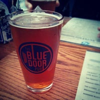 Photo taken at The Blue Door Pub by Wil C. on 2/22/2013