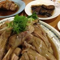 Photo taken at Restoran Kam Heong 甘香茶室 by Fred K. on 11/11/2012