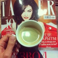 Photo taken at Vip Club L'Oreal Татьяны Гарбузовой by Таня on 2/8/2014