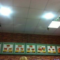 Photo taken at Subway Restaurant by Nadir Z. on 1/7/2013