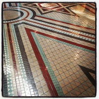 Photo taken at Queen Victoria Building (QVB) by Sacha on 3/24/2013