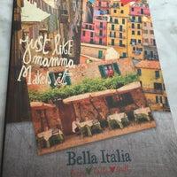Photo taken at Bella Italia by Laika G. on 8/29/2015