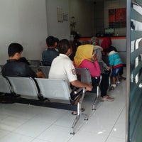 Photo taken at Bank BRI cab Cangkuang by Agus S. on 8/13/2013