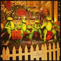 Photo taken at Infiniti Mall by Idea S. on 7/19/2013
