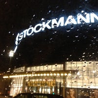 Photo taken at Stockmann by Elizaveta Y. on 11/17/2012