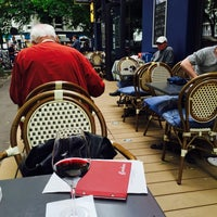 Photo taken at Café Borchers by amirhan21 on 6/28/2015