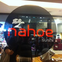 Foto tirada no(a) Nahoe Sushi por Lucia Regiane R. em 12/13/2012