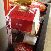 Photo taken at McDonald's by Filomena S. on 11/13/2012