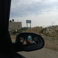 Photo taken at Deir Jareer by Samah Q. on 2/15/2013