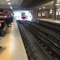 Photo taken at Metro Odivelas [AM] by Rui L. on 5/2/2013