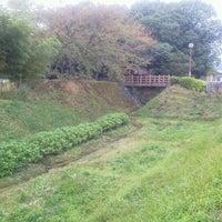 Photo taken at 沓掛城址 by 伊藤 茶. on 10/28/2012