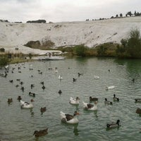 Photo taken at Natural Park Havuz by Dilek S. on 11/9/2012