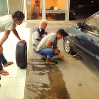 Photo taken at CAR D WASH by MariOh' on 4/8/2013