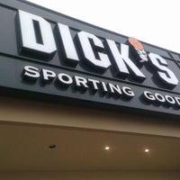 Photo taken at DICK'S Sporting Goods by Brandon K. on 12/16/2012